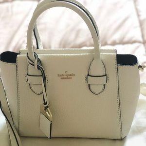 Gorgeous white Kate Spade bag